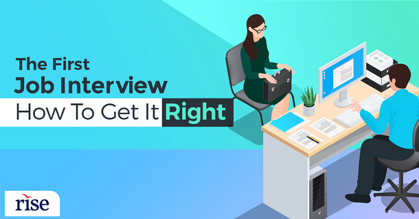 Tips To Crack Your First Job Interview
