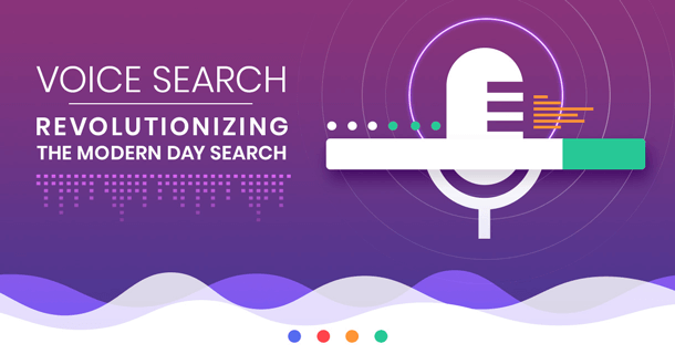 How is voice search enablement with mobile site revolutionizing search