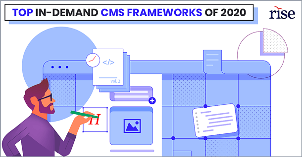Popular CMS frameworks of 2020