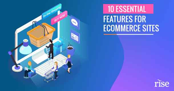 Best features for E-commerce website