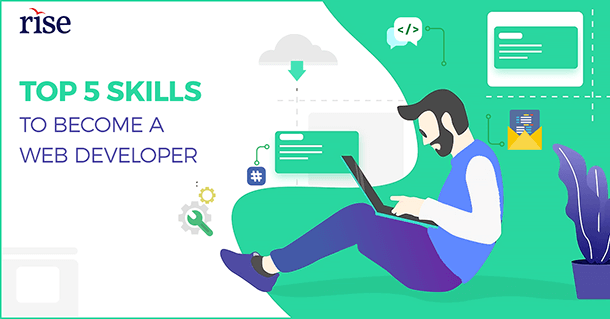 web developer knowledge and skills needed