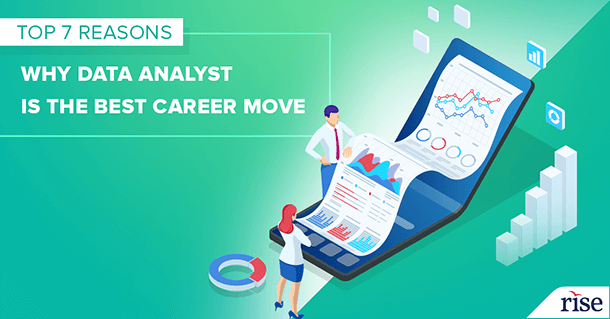 Data analyst career growth